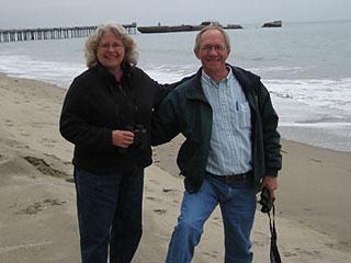 Owners Sharon & Ken
