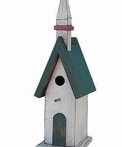 birdhouse-victorian-church