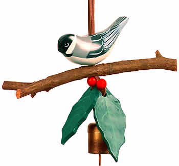 chickadee-holly